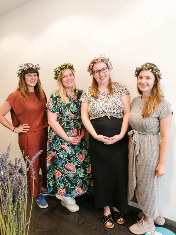 bloemenkroon workshop