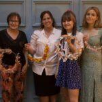 flower hoops workshop Mechelen